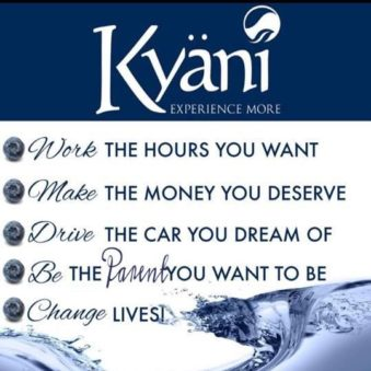 Kyani amazing business oppourtunity