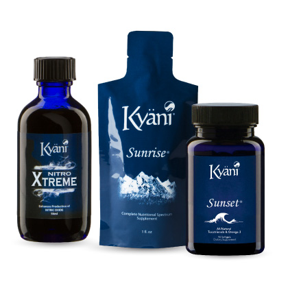 kyani nitro xtreme triangle of health